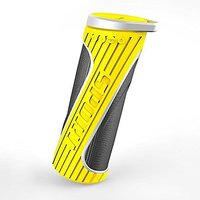 ETTG 4400mAh H5 Cycling Outdoor Sports Waterproof Wireless Bluetooth Stereo Speaker With Power Bank Function - Yellow