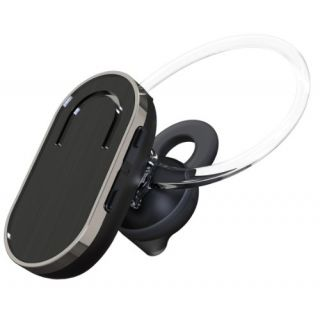 Quikcell E200B V3.0 Mono Bluetooth - Midnight Black