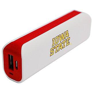 NCAA Iowa State Cyclones APU 1800GS USB Mobile Charger, White