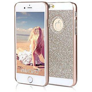 iPhone 6s Pus Case, Imikoko™ Fashion Luxury Protective Hybrid Beauty Crystal Rhinestone Sparkle Glitter Hard Diamo