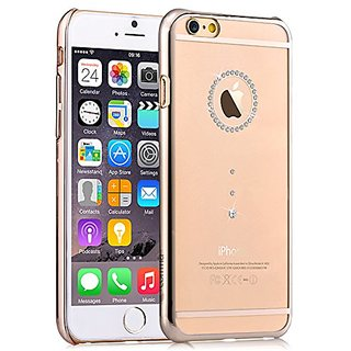Iphone 6s Plus 5.5 Inch & Iphone 6 Plus Case,comma Brand Cystal Jewelry Dot Design Case ,Very Beautiful Design (Jewelry