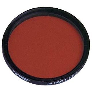 Tiffen 43R25 43mm 25 Filter (Red)