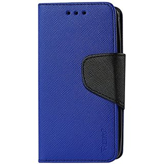 Reiko 3-In-1 Wallet Case for LG Lucid 3 VS876 with Interior Leather-Like Material and Polymer Cover - Retail Packaging