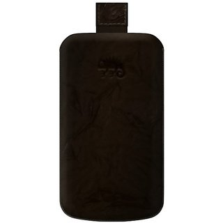 KATINKAS 2108047034 Special Effect Leather Case for Sony Ericsson Xperia Neo V - 1 Pack - Retail Packaging - Brown