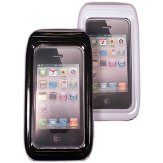 Keystone ECO W4PS-WHI-001 MarineCase IP58 Certified Slimline Waterproof Case for iPhone 4S/4 - 1 Pack - Retail Packaging