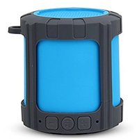 TopePop Outdoors Mini Portable Mini Portable Wireless Bluetooth Speaker With Built-in Mic Micphone AUX FM Function Micro