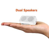 IQbe Portable Wireless Mini Bluetooth Speaker Pocket Size Bluetooth Speaker With Microphone Hands-Free Speakerphone Self