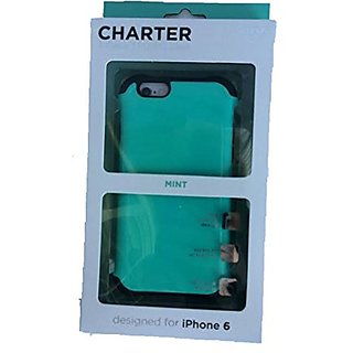 Charter 1-piece Mint Color Case for Iphone 6