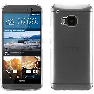 MyBat Carrying Case for HTC One M9 - Retail Packaging - Transparent Clear