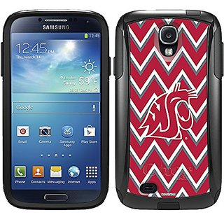 Coveroo Commuter Series Case for Samsung Galaxy S6 - Washington State Sketchy Chevron