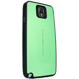 Mercury Goospery Focus Bumper Case for Samsung Galaxy Note 3 - Retail Packaging - Mint
