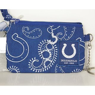 NFL Indianapolis Colts 2011 Fabric Id Case (2nd Line)