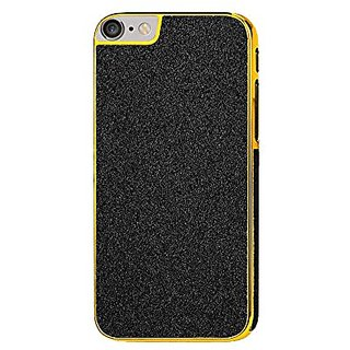 Reiko Glitter Shell Case for iPhone 6 4.7INCH, iPhone 6S 4.7inch - Retail Packaging - Black