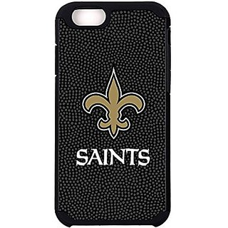 NFL New Orleans Saints Football Pebble Grain Feel iPhone 6 Case, Team Color