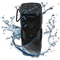 Waterproof Bluetooth Speaker,Z-Roya,Sport Speaker Bass Subwoofer Sound Speaker Bluetooth Speakers 4.0 With NFC Built-in