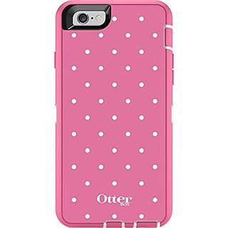 OtterBox DEFENDER iPhone 6/6s Case - Frustration-Free Packaging - CANDIED DOTS