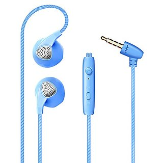 Earphones, TOP PLUS Premium Earbuds with built-in Mic Stereo Headphone and Noise Isolating, Made for iPhone, iPod, iPad,
