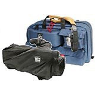Portabrace CTC-3B/QSM-E2 Traveler Camera Case with Rain Cover (Black)