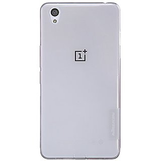 Nillkin Carrying Case for OnePlus X - Retail Packaging - Grey