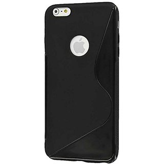 Empire MPERO FLEX S Series Protective Case for Apple iPhone 6 Plus 5.5-Inch - Retail Packaging - Black