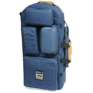 Portabrace HK-2 Hiker Backpack Camera Case (Blue)