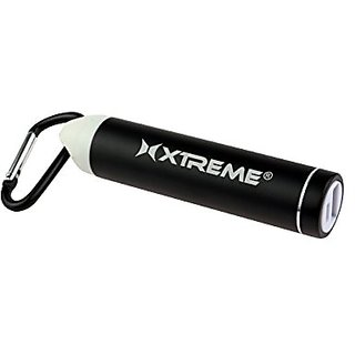 Xtreme Cables Portable Charger for Apple & Other Smartphone Devices - Retail Packaging - Black