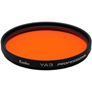Kenko 58mm YA3 Professional Multi-Coated Camera Lens Filters