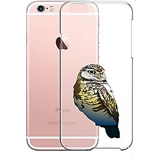 3C-LIFE APPLE IPHONE 6S PLUS LUCID CASE, IPHONE 6P CASE, THE THEME OF COLORFUL OWL, LEADING THE FASHION OF THE SOCIETY
