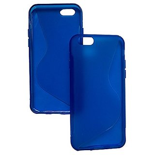 Vishvaas LLC, iPhone 6, iPhone 6s Protective Case with Grip (Blue)