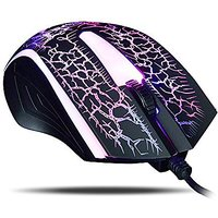 Wired Game Mouse,Pashion 1600 DPI LED Precision Optical USB Wired Computer Mouse Mice Gaming Mouse Up To 1600 DPI With 7