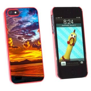 Graphics and More Brilliant Colors Sunset - Snap-On Hard Protective Case for Apple iPhone 5/5s - Non-Retail Packaging