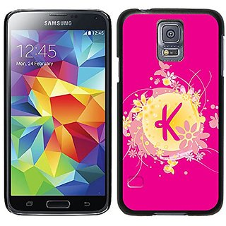 Coveroo Thinshield Cell Phone Case for Samsung Galaxy S5 - Retail Packaging - Funky Floral K