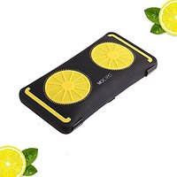 MOCREO®Wireless Bluetooth Mini Portable Pocket Mosound Lemon Speaker With Rechargeable Battery And Enhanced Bass Bac