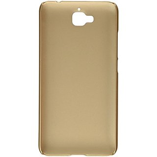 Nillkin Carrying Case for Huawei Enjoy 5 - Retail Packaging - Golden