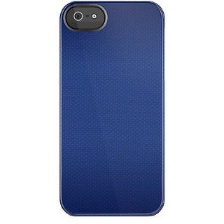 Uncommon LLC C0007-BV Color Wheel Blueberry Black Bezel Deflector Hard Case for iPhone 5/5S - Carrying Case -...