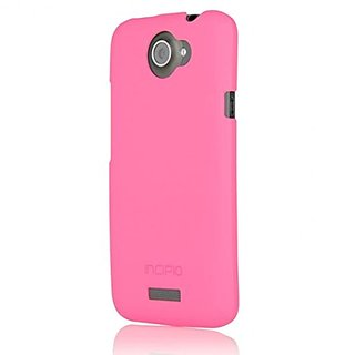 Incipio HT-280 Feather for HTC One X (World) - 1 Pack - Carrying Case - Retail Packaging - Neon Pink