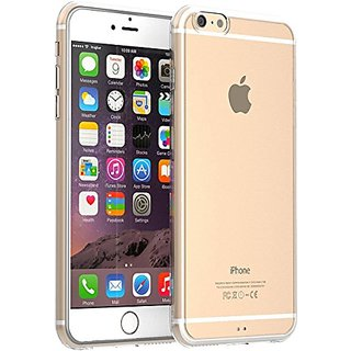 iPhone 6 Plus Case, TruGlue Acrylic Tpu Transparent Hard Thin Case For Iphone 6 5.5 Inch Perfect Fit - Hard case (Clear)