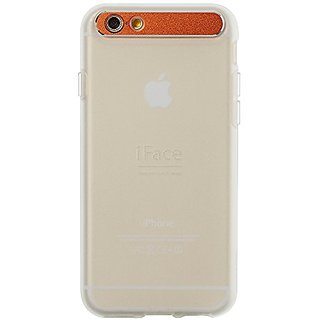 iFace New Generation Translucence Case for iPhone 6 - Retail Packaging - Red