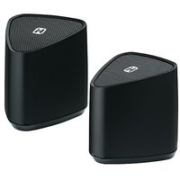 IHome IBT88BC Bluetooth Rechargeable Mini Stereo Speaker (Black)