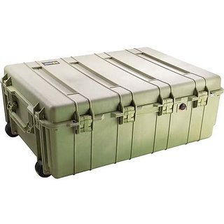 Pelican 1730 Transport Case with Foam (OD Green)