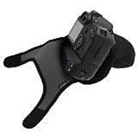 Fotodiox Neoprene Zoom Camera Cover Sleeve (Travel Case) For Sony Alpha A450, A550, A550, A560, A580, A850, A900, A700,