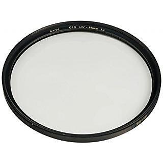 B+W 72mm Clear UV Haze with Single Coating (010)