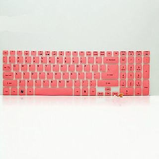 Leze Silicone Keyboard Protector Skin Cover for Acer Aspire E1-510 E1-510P ES1-512 E5-511 E5-511P E5-521 E5-521G E1-522