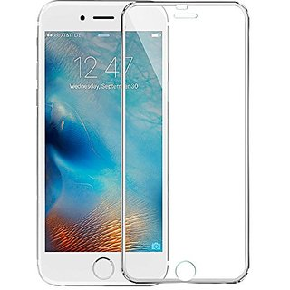 Collen iPhone 6 Plus iPhone 6s Plus Screen Protector,Tempered Glass with Metal Frame Screen Protector Anti- Scratch for