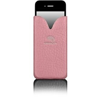 Camalen CTulip-P Camalen Tulip Case for iPhone 4/4S - 1 Pack - Retail Packaging - Pink
