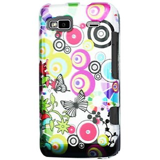 Reiko 2DPC-HTCG2T-121 Durably Crafted Snap On Protective Case for HTC G2 Premium Grade - 1 Pack - Retail Packaging - Mul