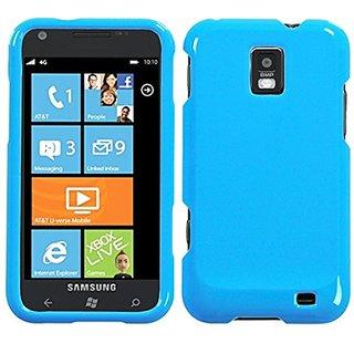 MyBat Samsung i937 Natural Phone Protector Cover - Retail Packaging - Blue