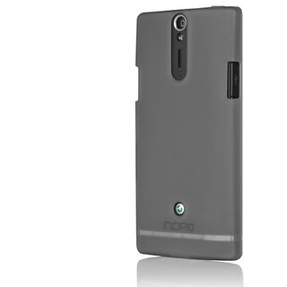 Incipio SE-110 NGP Case for Sony Xperia S - 1 Pack - Retail Packaging - Translucent Mercury