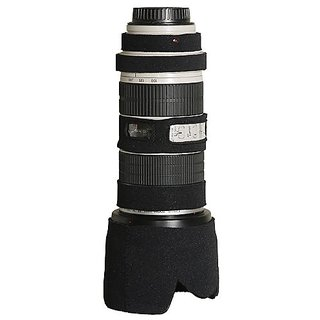 LensCoat LC70200BK Canon 70-200IS f/2.8 Lens Cover (Black)