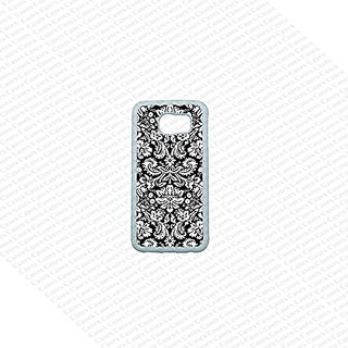 Krezy Case Samsung Galaxy S6 Case, Cute Samsung Galaxy S6 Cover, Damask Super Pattern Samsung Galaxy S6 Case, Galaxy S6